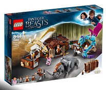 Uus Lego Harry Potter 75952 Newt´s Case of Magical Creatures