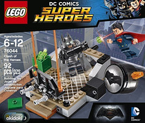 Невскрытый Lego 76044: Comics Super Heroes - Clash of Heroes