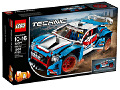 Uus Lego Technic 42077 Rally Car 1005 osa