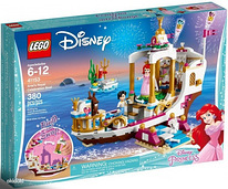 Uus Lego Disney 41153 Ariel's Royal Celebration Boat 380 os