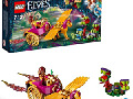 Uus Lego Elves 41186 Azari & the Goblin Forest Escape 145osa