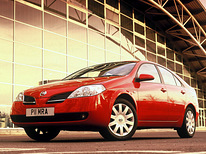 Autorent. Nissan Primera. Manual