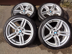 Bmw R19 M pack 245/40_275/35 R19 Pirelli P zero 7,2mm+M rims
