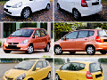 Soodne autorent Honda jazz LPG = wolt + bolt food