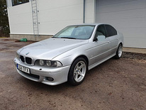 BMW E39 530D 167kw Chip Tuning