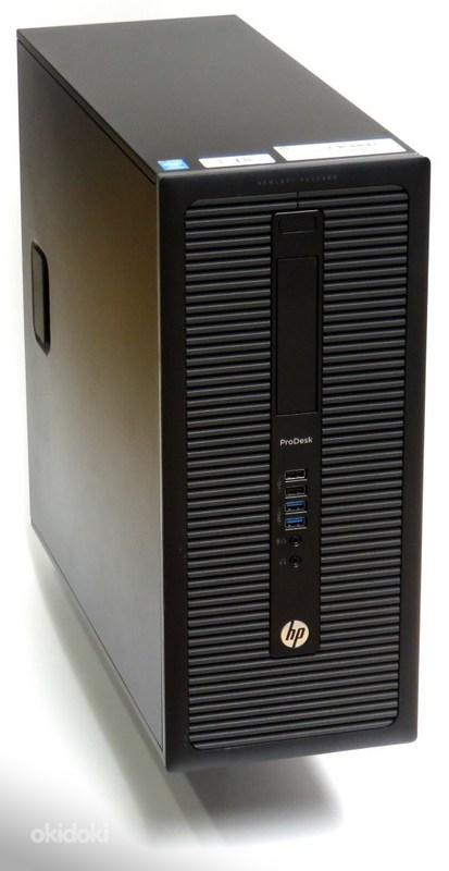 HP ProDesk 600 G1 Tower i7, 16GB - Tallinn - Компьютеры и планшеты, Настольные компьютеры купить и продать – okidokiokidoki