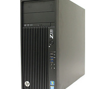 HP Z230 Tower Workstation i7, 8GB, 256 SSD