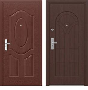с доставкой металлические двери