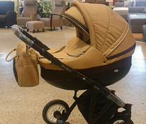3in1 Baby-Merc Faster Style dark-leather