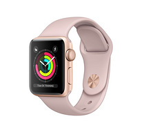 Nutikell Apple Watch Series 3 GPS, 38mm Gold