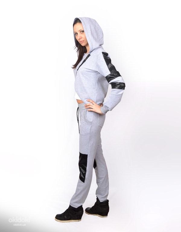 Стильний і модний жіночий спортивний костюм CK-0342 - Харків ... 446bb7ac1a1be