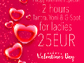 Happy Valentine's Special Tantra Massage for ladies (2tundi)