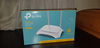 WiFi Router TP-Link WR840N