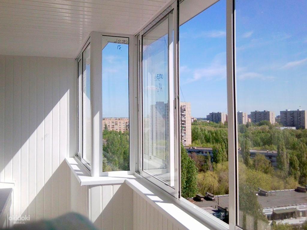 Утепление балконов и лоджий - москва, московская область - б.