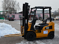 Б-у автопогрузчик caterpillar dp15nt 1,5 т.