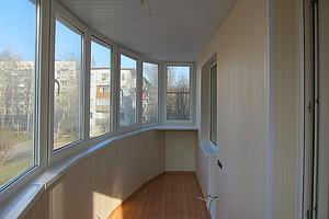 Остекление балконов, лоджий - способы, скидки.