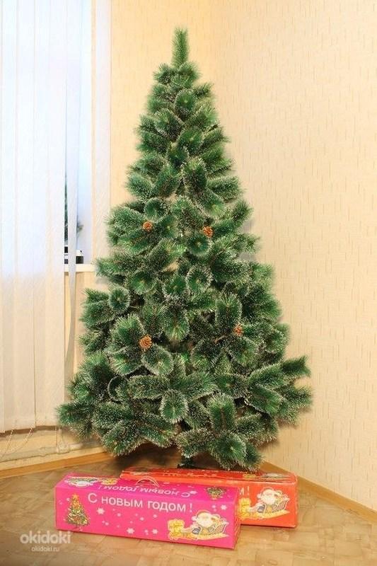 Варианты украшения новогодней елки, 59 фото в разных стилях!