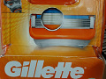 Gillette Fusion5 Power 4tk