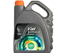 Антифриз RW Antifreeze Force G11 Diluted