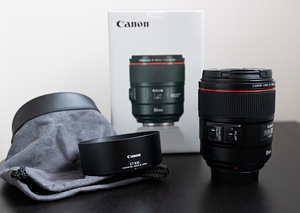 Canon EF 85mm f/1.4L IS USM objektiiv