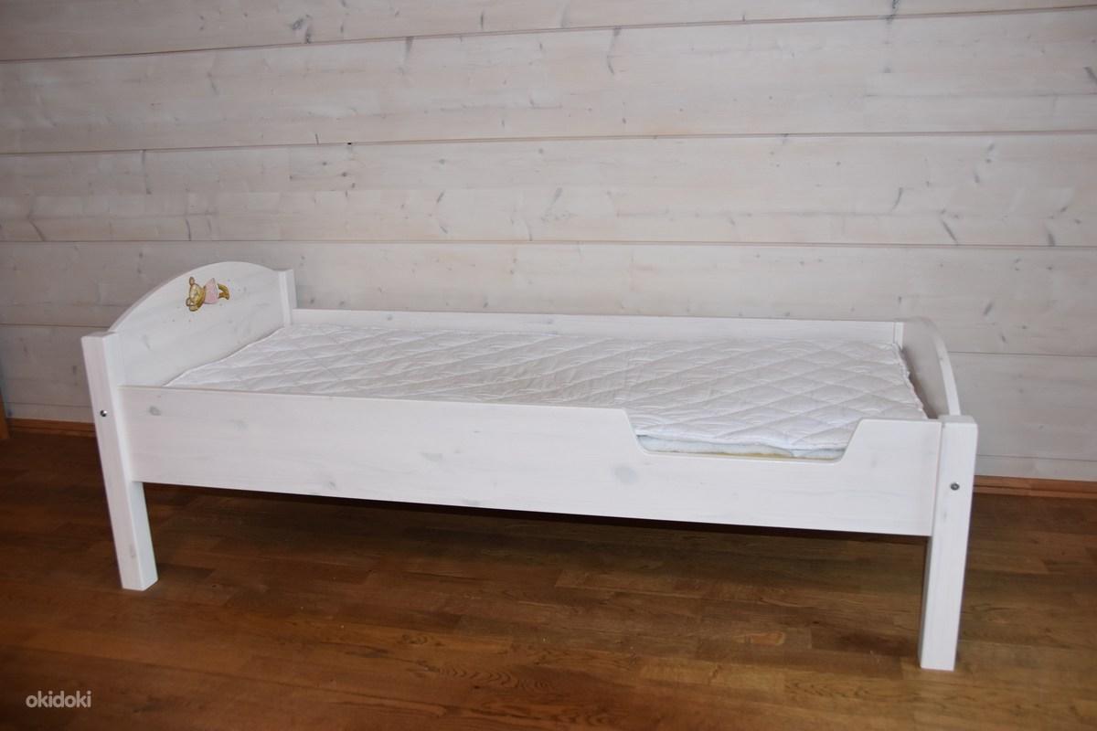 белая деревянная кроватка в избранноеперейти в избранное