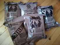 MRE USA (meal ready to eat)