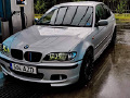 BMW 330 E46 M-paket chip 215kw