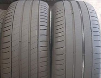 215/55/17 Michelin Primacy 3 3,5-4mm 2tk Suverehvid
