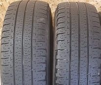 215/70/15 Michelin Agilin 5mm 2tk Suverehvid