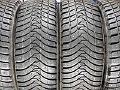 215/60/16 Michelin X-Ice North3 7mm 4tk Naelrehvid