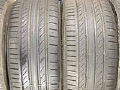 235/40/19 Continental SportContact5 4,5mm 4tk suverehvid