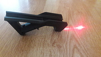 Laseriga angled fore grip Airsoft