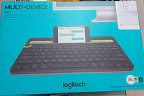 Logitech multi device k480 клавиатура