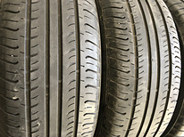 225/60/17 Suverehvid Hankook Optimo 5,5mm