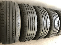 235/55/19 Suverehvid Goodyear EfficientGrip SUV 4x4 4,5mm