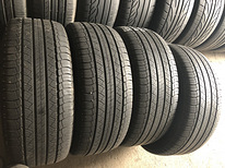 235/55/17 Suverehvid Michelin Latitude 5-6mm
