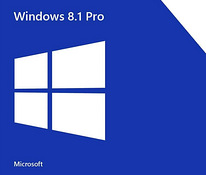 Windows 8.1 pro x86/64bit + usb flash +activation key