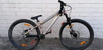 Voltage yz 0.1 dirt jumper