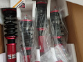 Honda Civic 1996-2000 EK Maxpeedingrods Coilovers. Uus
