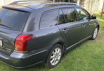Toyota Avensis 2006a 130kw 2.2l DIISEL