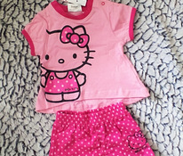 Hello kitty magamise riided