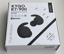 KYGO E7/900 True Wireless In-Ear Earphones Black/White