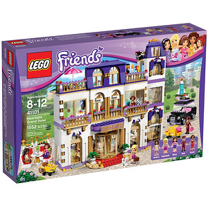LEGO Friends Heartlaken Grand Hotel (41101)