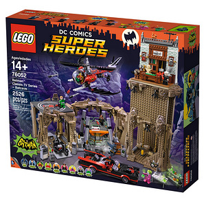 LEGO Super Heroes - Batman Classic TV Series Batcave (76052)