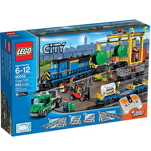 LEGO City Trains Cargo Train (60052)